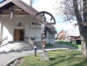 Filiálny kostol - Deň